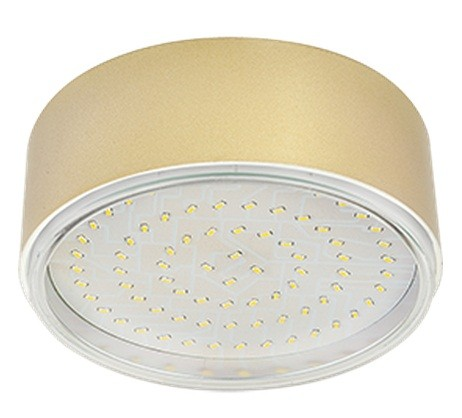 Светильник Ecola под лампу GX70 GX70-N50 Золото