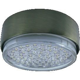 Светильник Ecola под лампу GX53 GX53-FT8073 Черненая бронза