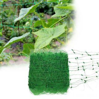 Сетка шпалерная для огурцов и вьющихся растений, Размер: 2х10 м