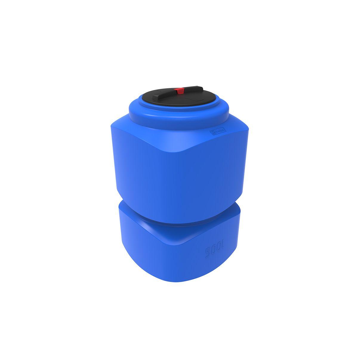 Емкость для воды L 500 литров пластиковая