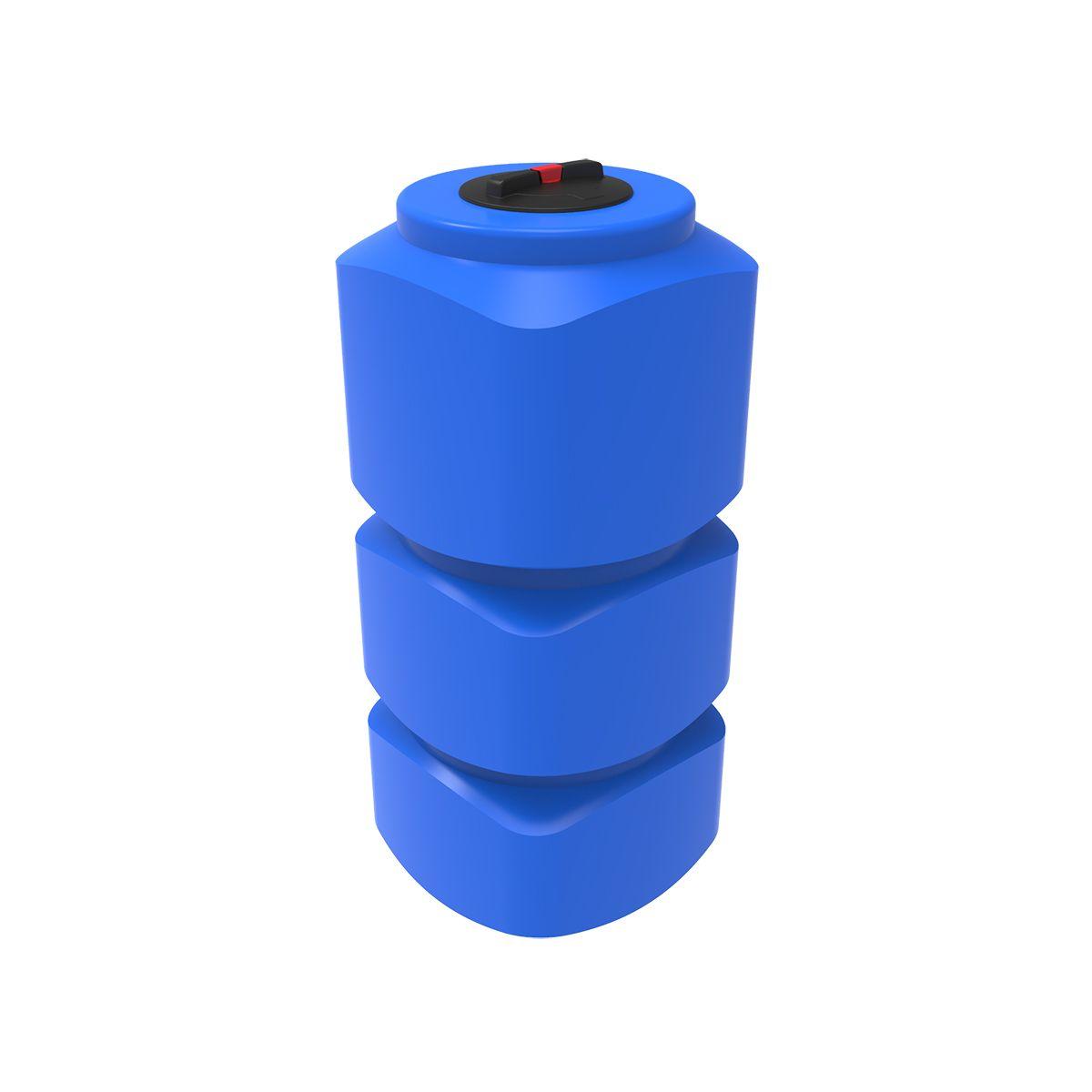 Емкость для воды L 750 литров пластиковая