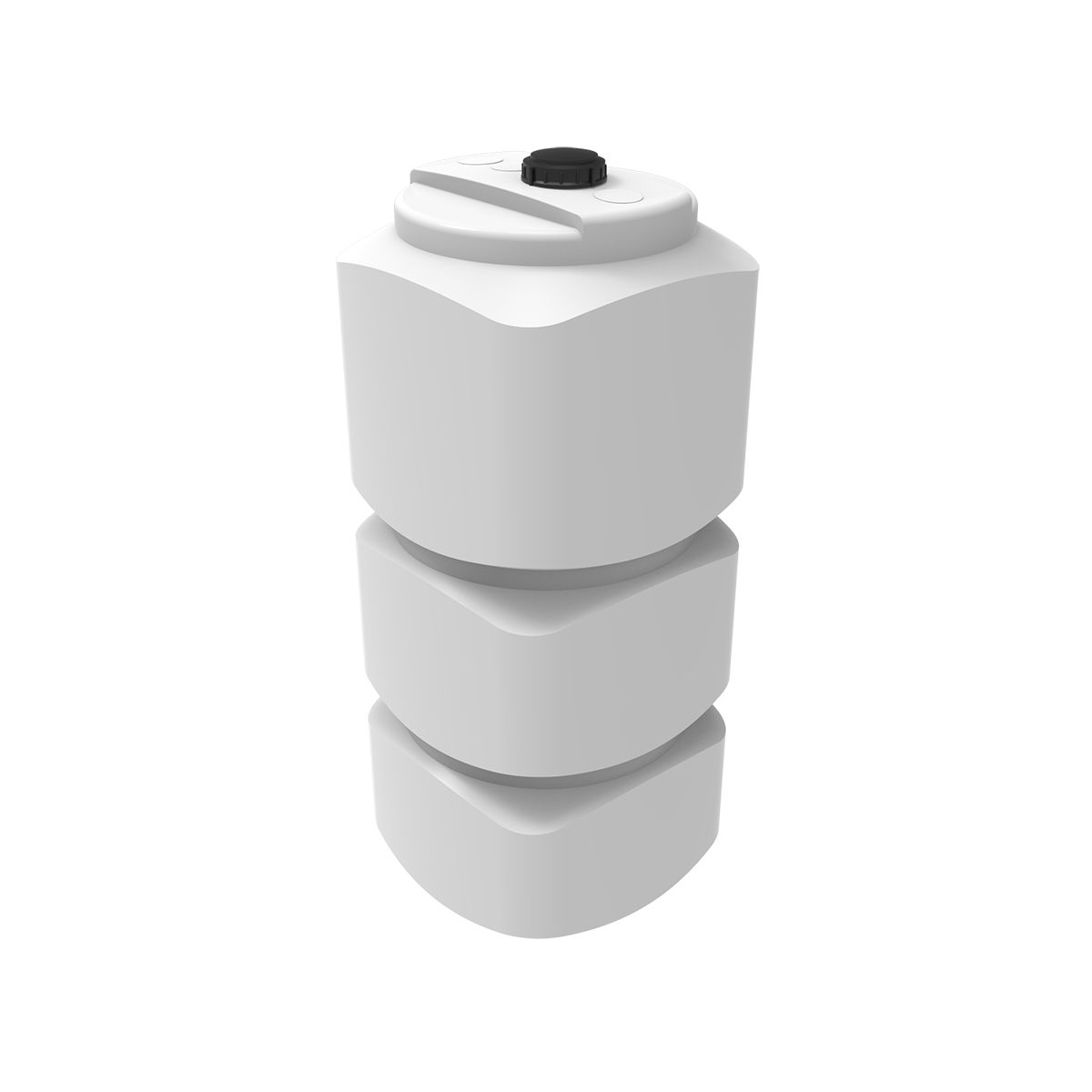 Емкость для топлива L oil 750 литров пластиковая