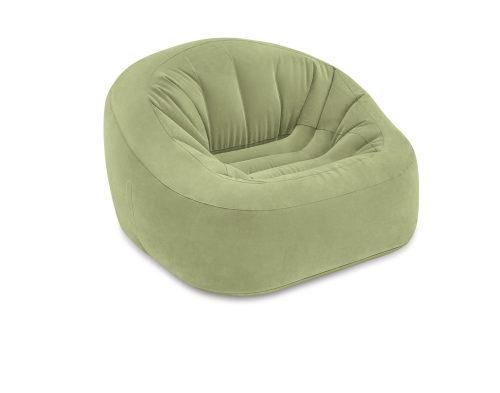 Надувное кресло 124х119х76см