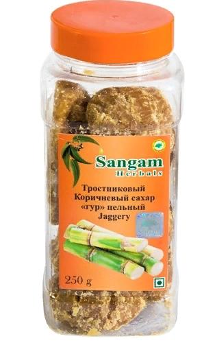 Тростниковый коричневый сахар, 250 гр