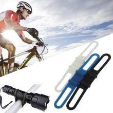Универсальное велосипедное силиконовое крепление Silicone Bandage