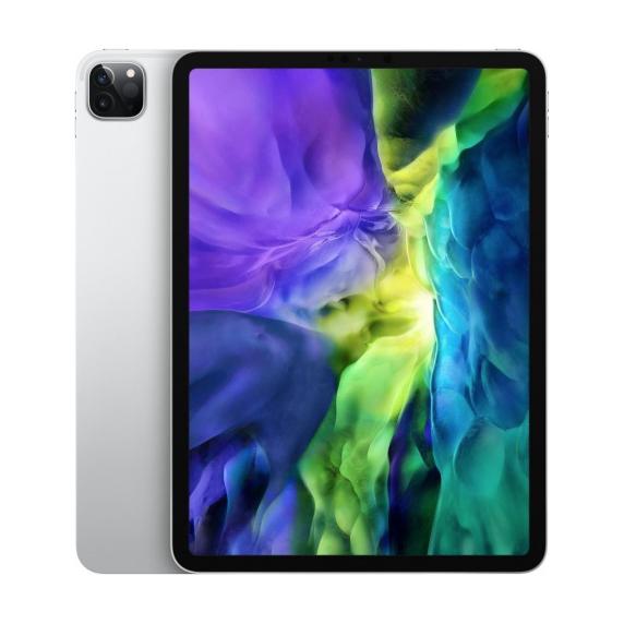 Apple iPad Pro 11 Wi-Fi + Cellular 256 ГБ Серебристый
