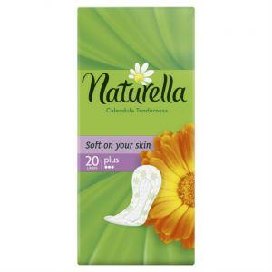 Прокладки ежедневные NATURELLA Calendula Tenderness Plus Single 20шт