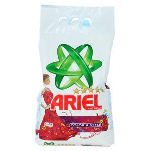 Порошок стиральный Автомат ARIEL Color&Style 3000г