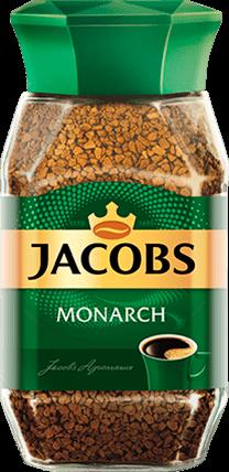 Кофе Jacobs Monarch  ст/б 190 г