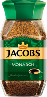 Кофе Jacobs Monarch  ст/б 190 г