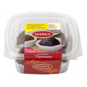 Пирожные MIREL 280гр Картошка