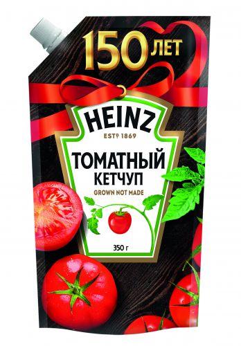 Ketçup Heinz tomatlı dispenserli 350 gr