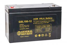 Аккумулятор General Security GSL100-12