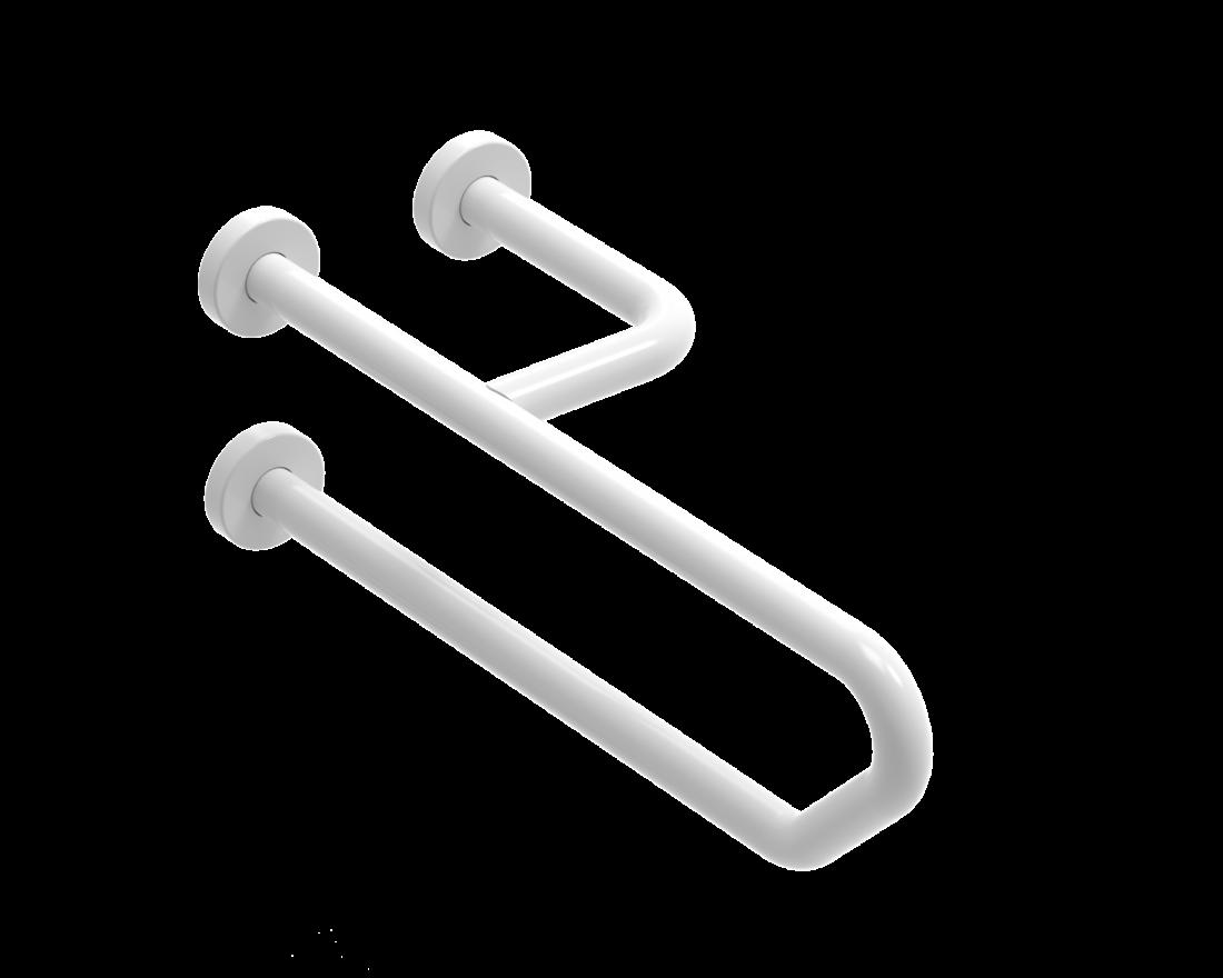 Настенный грейфер с 3 точками крепления левый