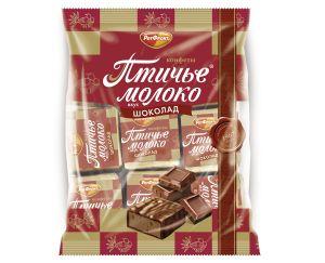 Конфеты ПТИЧЬЕ МОЛОКО Шоколад Рот Фронт 225г