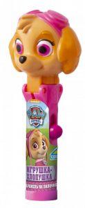 Карамель на палочке PAW PATROL игрушка-хлопушка 10г