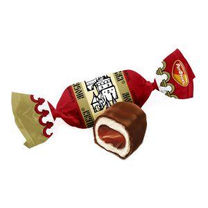 Карамель МОСКВОРЕЦКАЯ в шоколаде Рот Фронт 500г