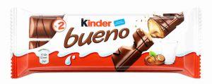 Шоколадные палочки KINDER BUENO 43г