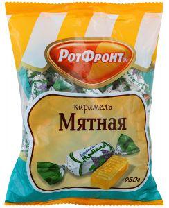 Карамель МЯТНАЯ Рот Фронт 250г