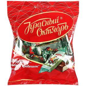 Конфеты ПЕТУШОК ЗОЛОТОЙ ГРЕБЕШОК Красный Октябрь 300г