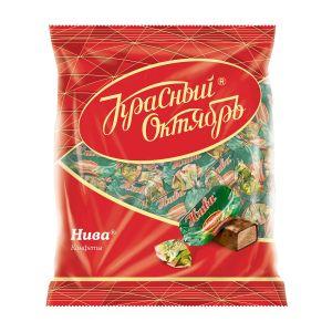 Конфеты НИВА Красный Октябрь 250г