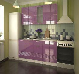 "Кухня ""Волна"" (Фиолет)"