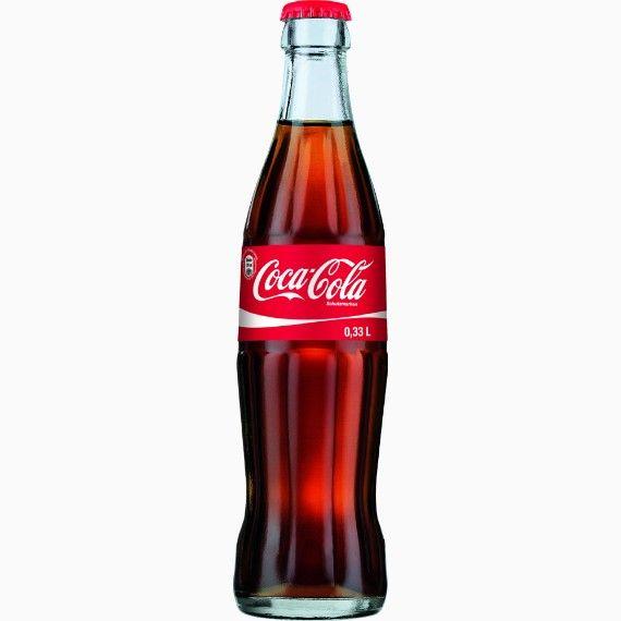Газированный напиток COCA-COLA 0.33 л