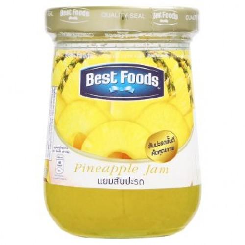Джем ананасовый 370 гр