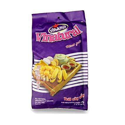Фруктовые чипсы из Тайланда 100 грамм