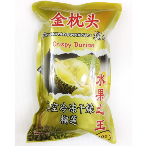 Чипсы из дуриана Crispy Durian