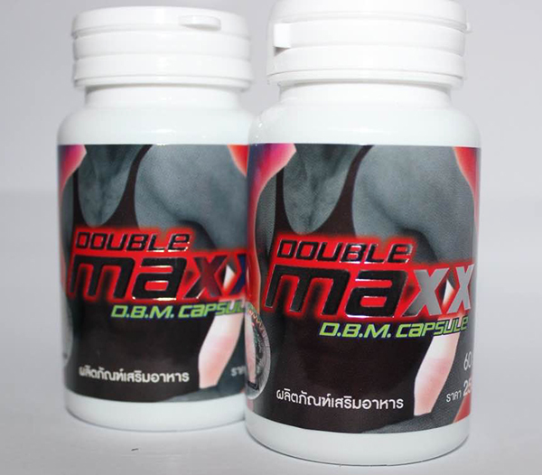 Препарат для потенции для мужчин Double Maxx 30 капсул
