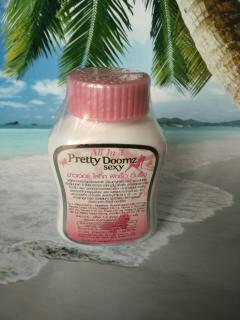 Капсулы для подтягивания груди и женской привлекательности Pretty Doomz Sexy
