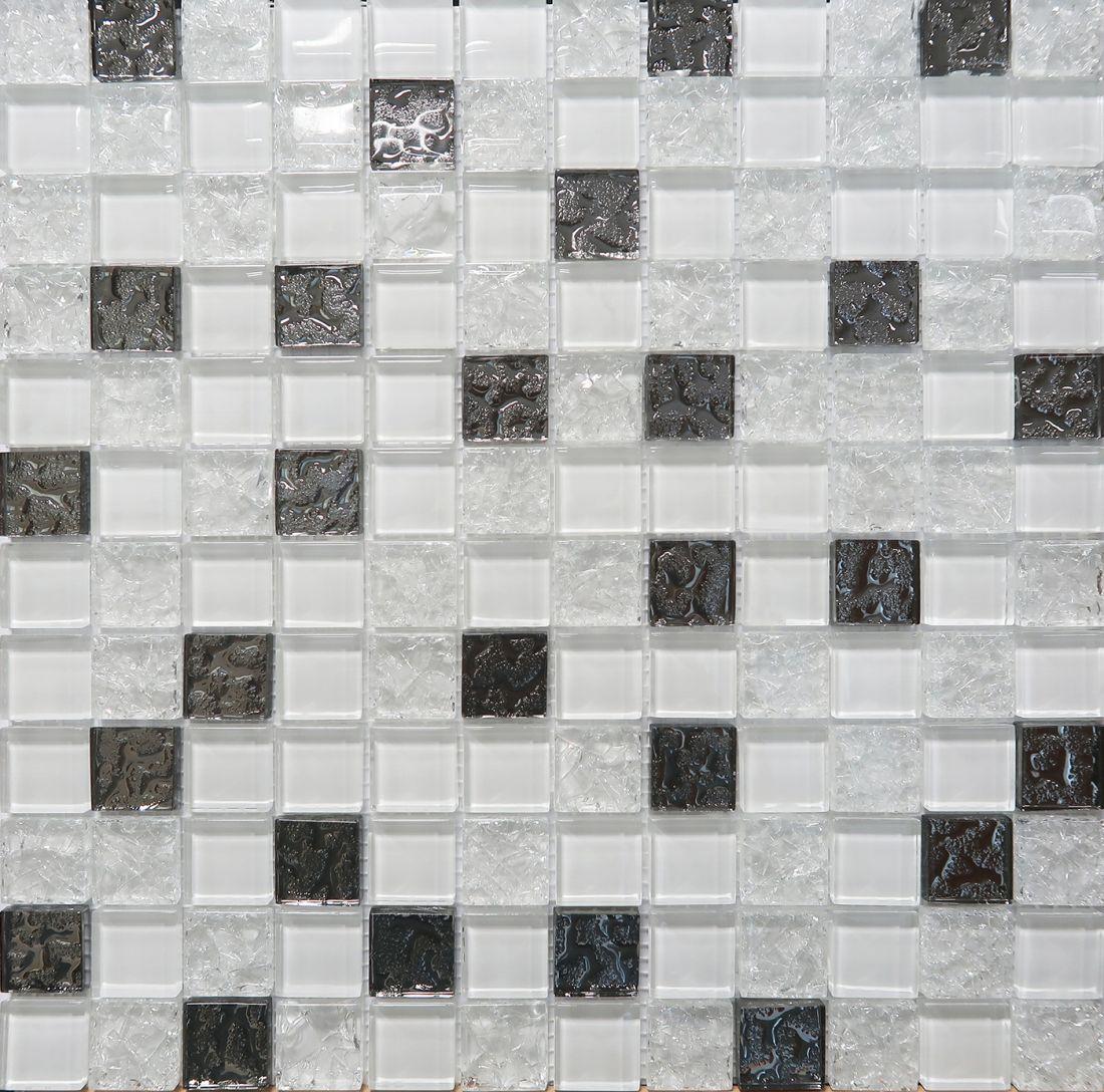 Mosaic Glass White DW7MGW00