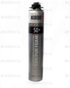 Пена монтажная KUPP10S50+ KUDO PROFF летняя