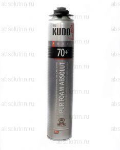 Пена монтажная KUPP10S70+ KUDO PROFF летняя