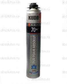 Пена монтажная KUPP10WN70+ KUDO PROFF ARKTIKA NORD зимняя
