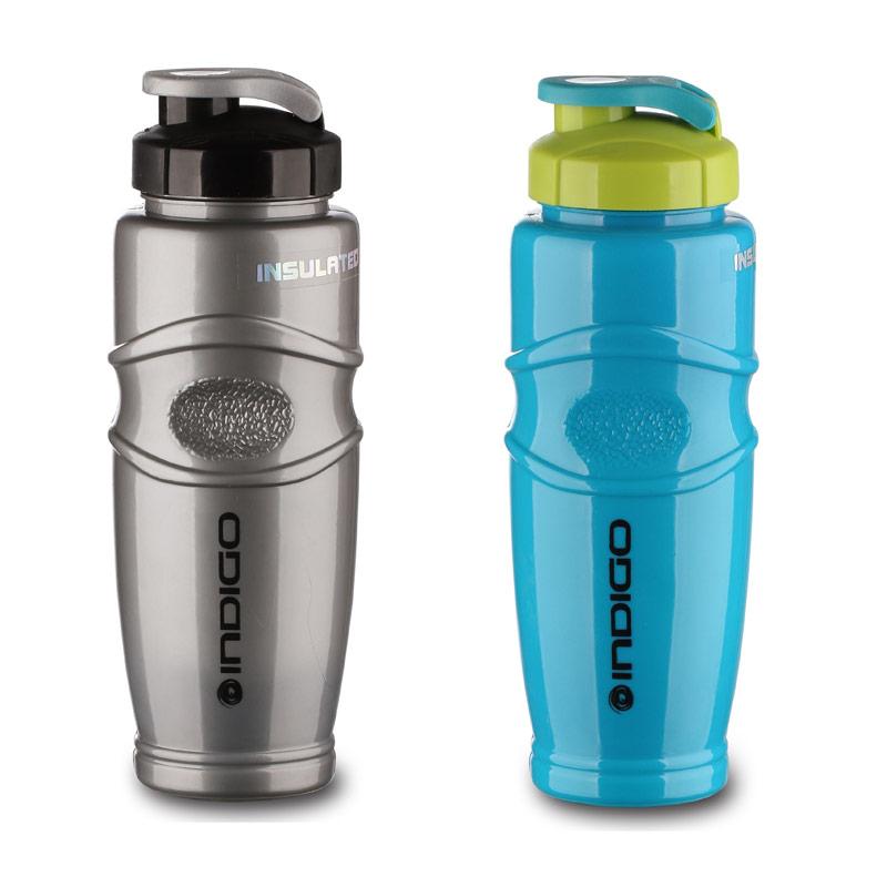 Бутылка для воды INDIGO LADOGA Термо IN010 425мл