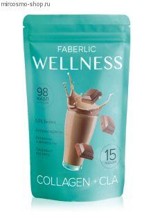 Коктейль Wellness со вкусом шоколада