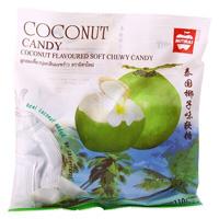 Кокосовые конфеты жевательные