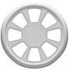 Розетка Европласт Лепнина 1.56.710 Т60хД600 мм