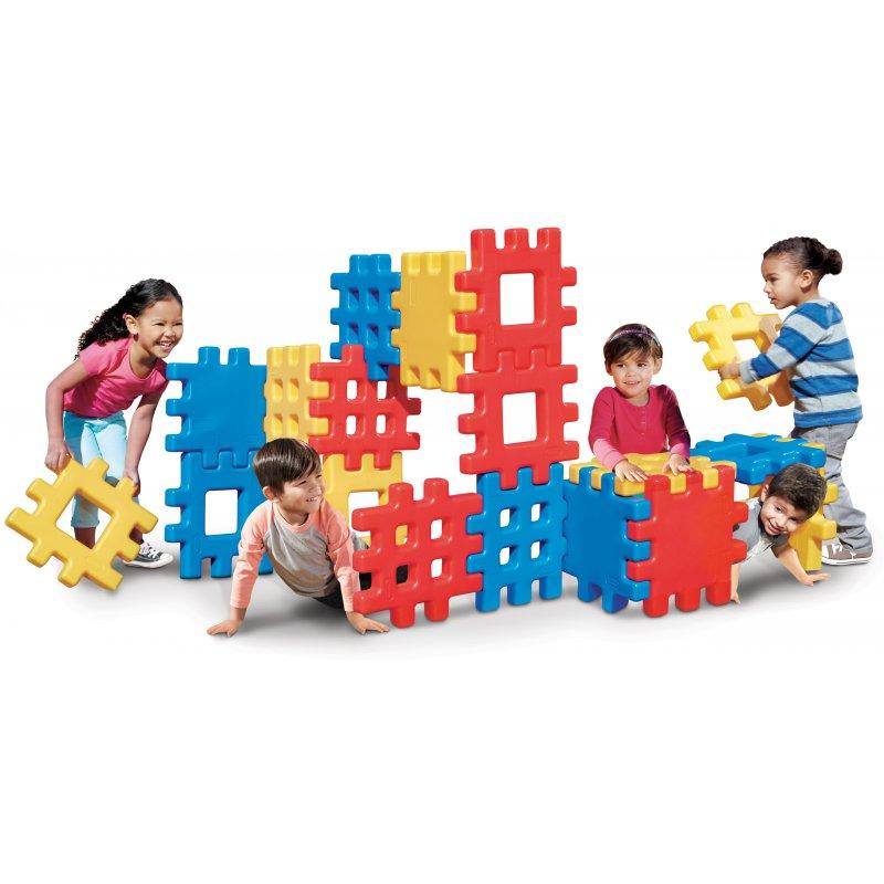 Огромные развивающие строительные блоки Little Tikes 642173M