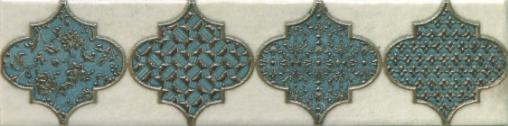 Solera turquoise decor 01