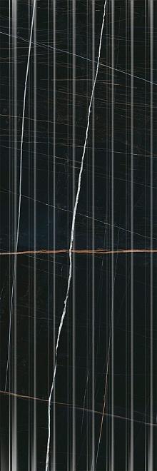 14035R | Греппи черный структура обрезной