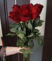7 роз - Эксплорер (60 см)