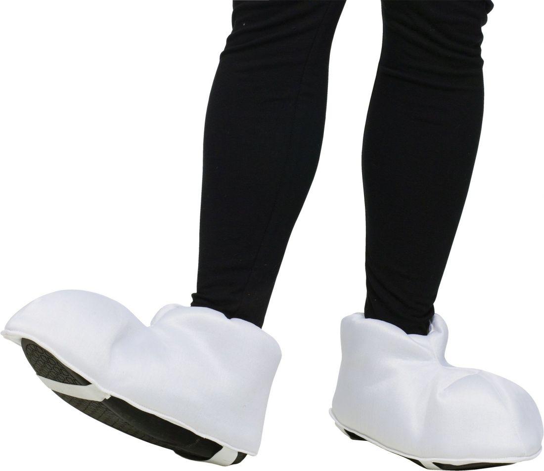 Мультяшные белые ноги