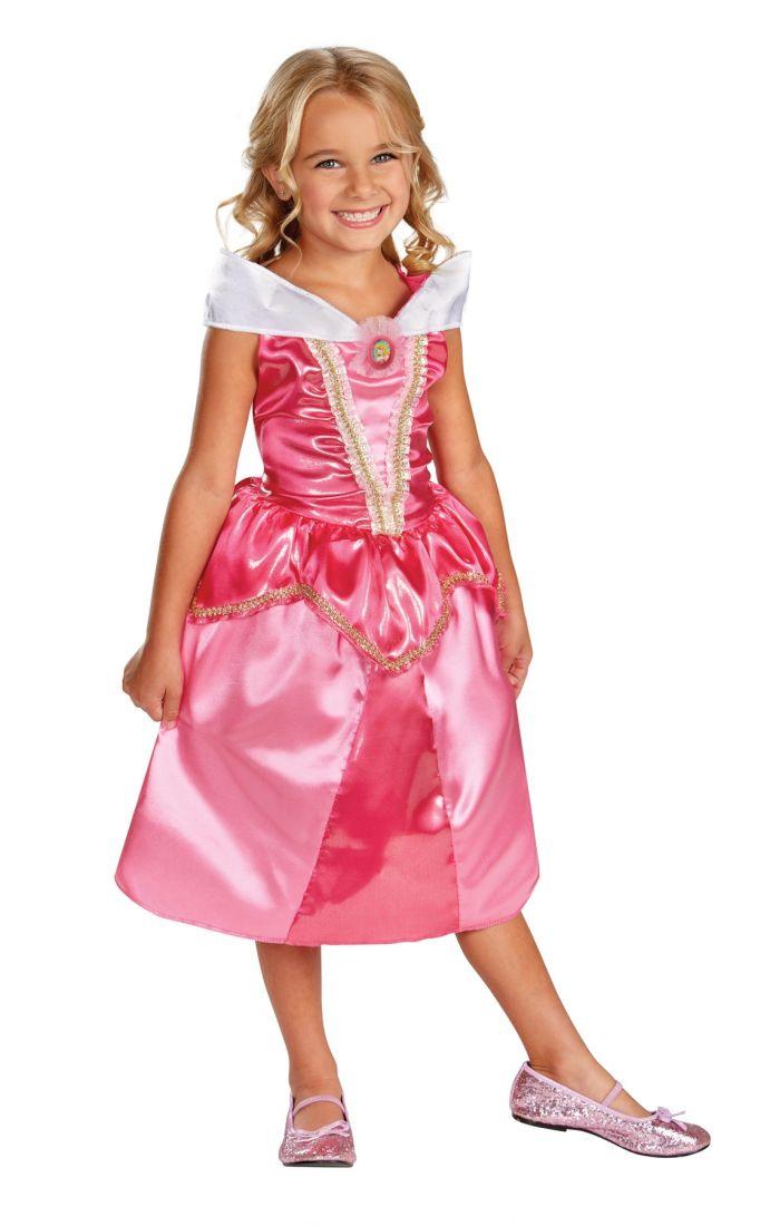 Детский костюм спящей принцессы Авроры