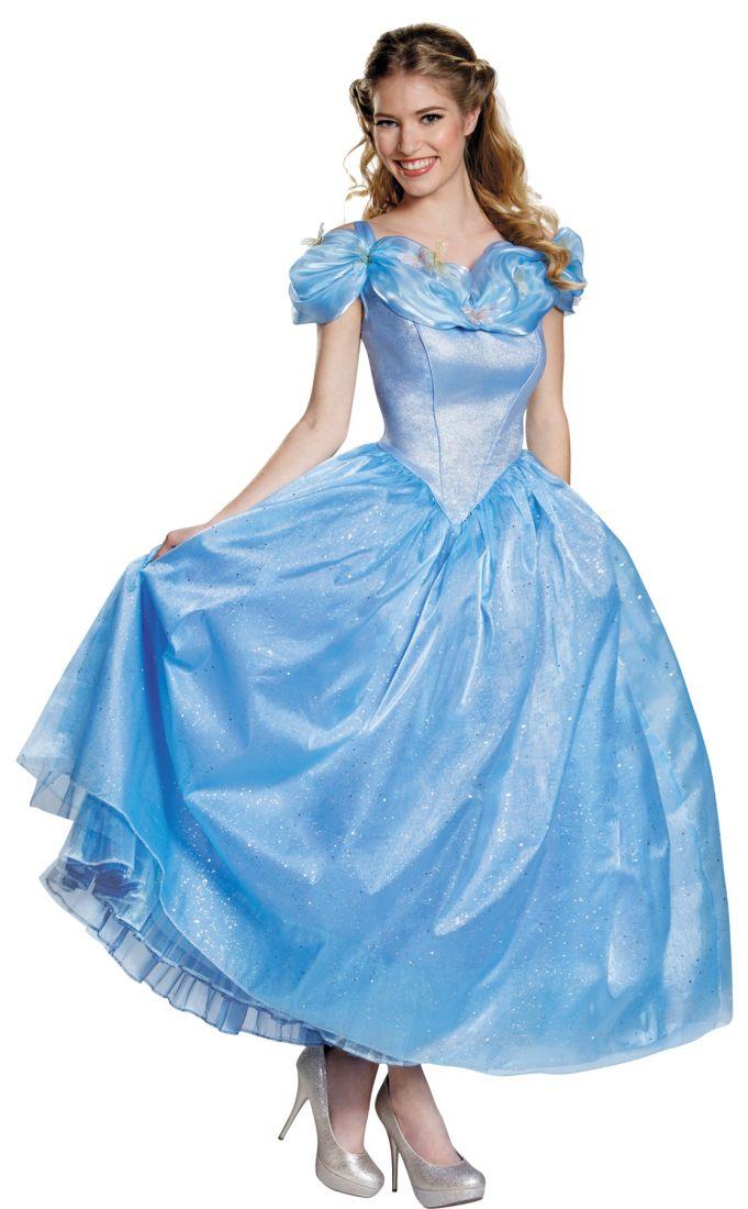 Роскошное платье Золушки