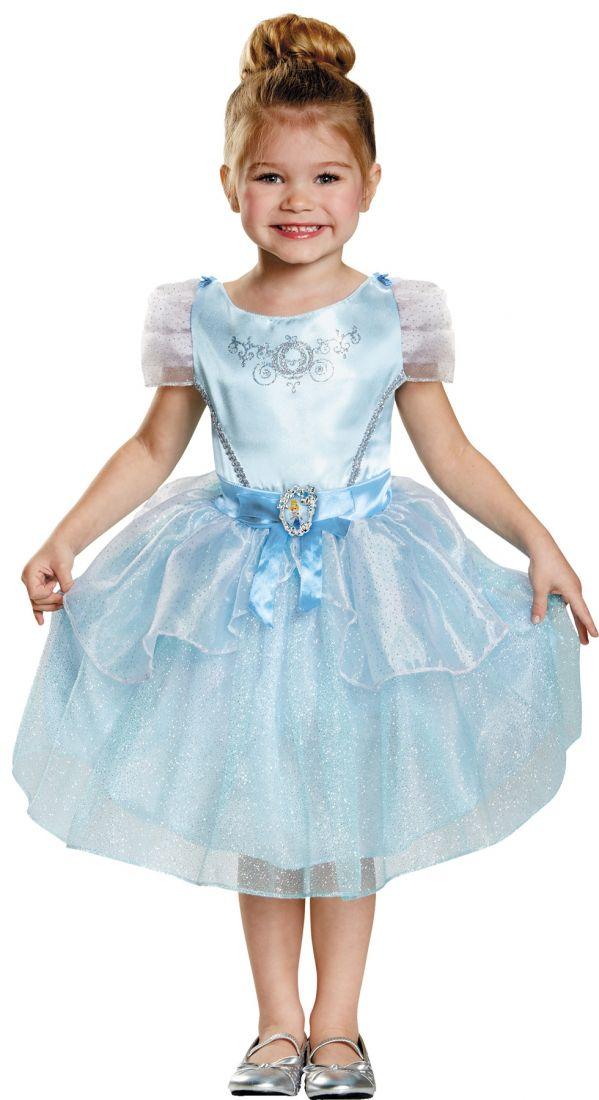 Детский костюм Золушки