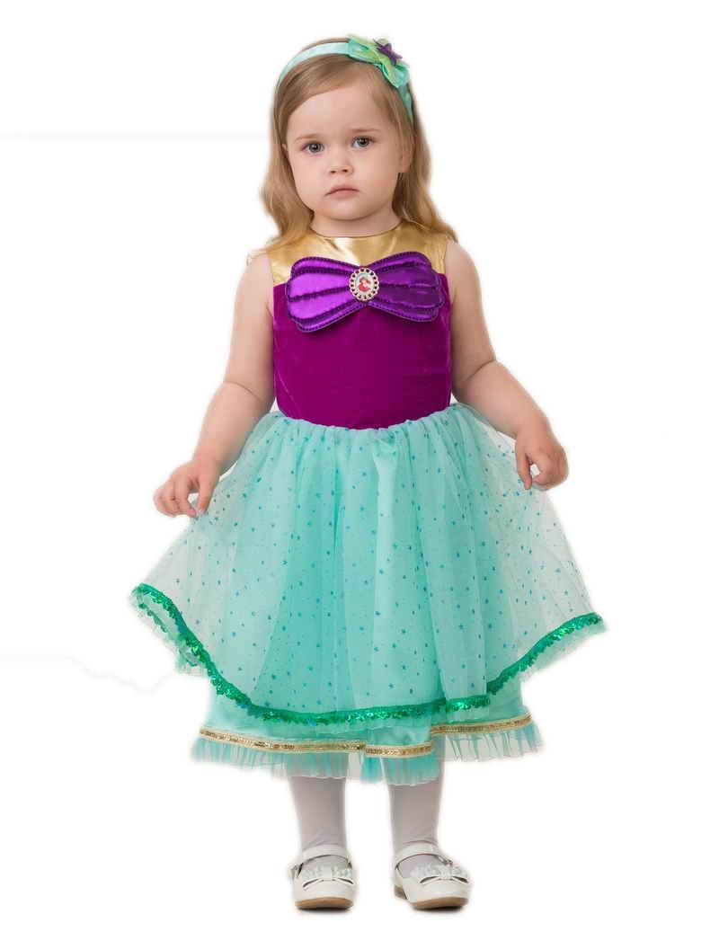 Детский костюм Принцессы Ариэль