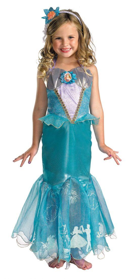 Детский костюм Милой Русалочки